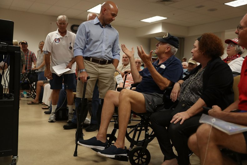 Veterans Affairs boots lawmakers congressional offices