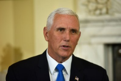 """Mike Pence Once Said Being Gay Was a """"Choice,"""" Argued Laws Protecting LGBT People Unlike Those Based on Race"""