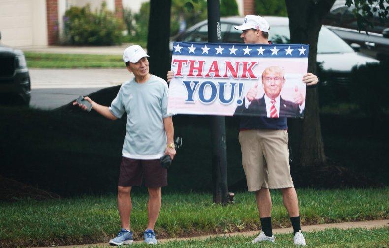 Trump Golf Resort CBP Official