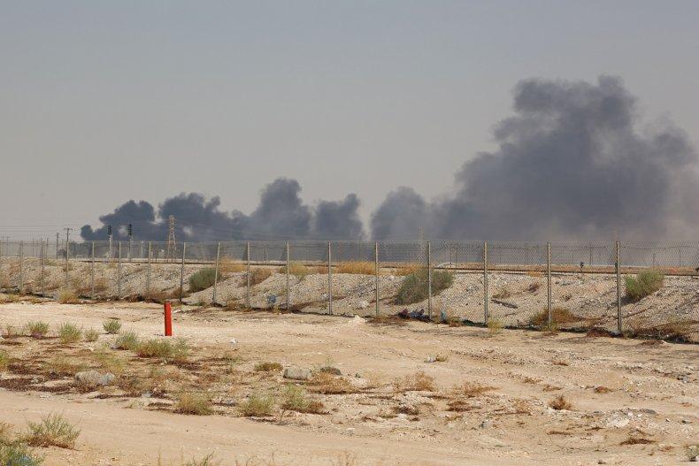 Saudi Aramco attack