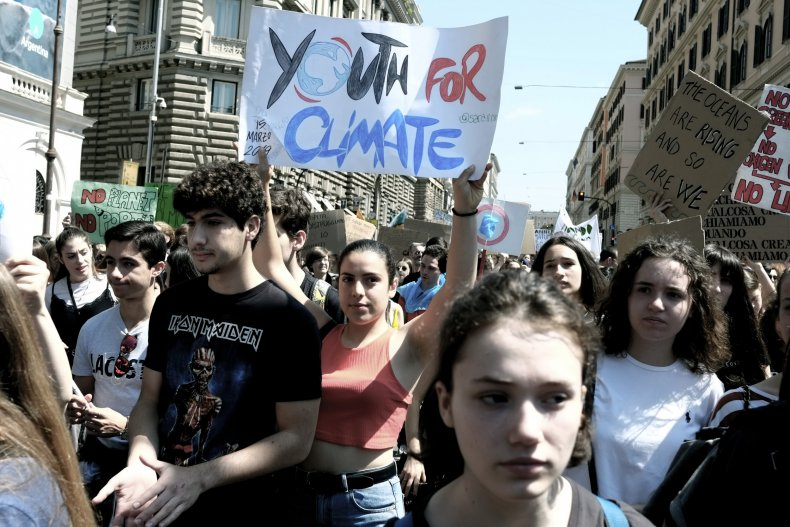 youth climate activism