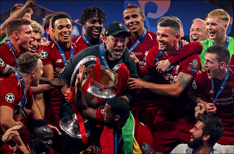 Jurgen Klopp, Liverpool, UEFA Champions League
