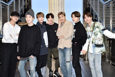 BTS Is Back After Month-Long 'Extended Break'