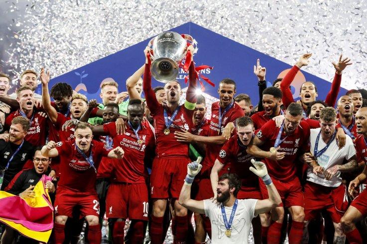 Liverpool, UEFA Champions League