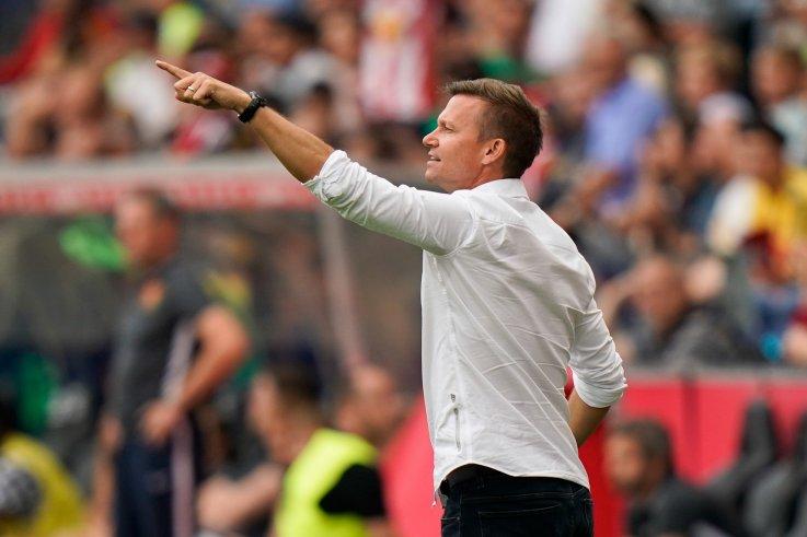 Jesse Marsch, RB Salzburg