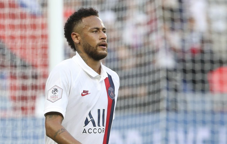 Neymar, PSG, UEFA Champions League