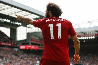Mohamed Salah, Liverpool