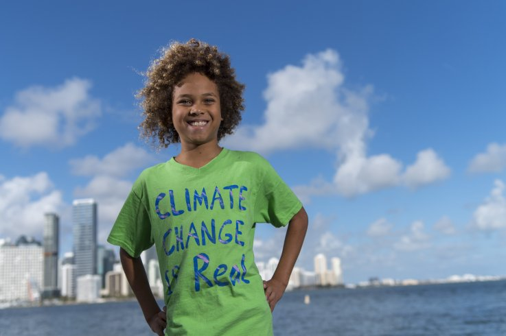 'Our Futures Are at Risk': Meet the Kids Skipping School to Join the Global Climate Strike
