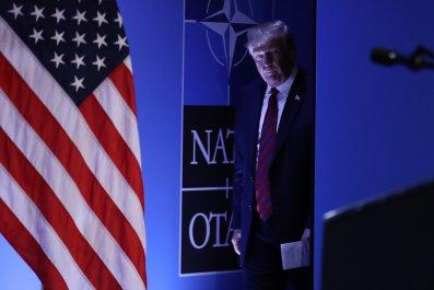 Donald Trump, NATO, Belgium, Brussels, Summit