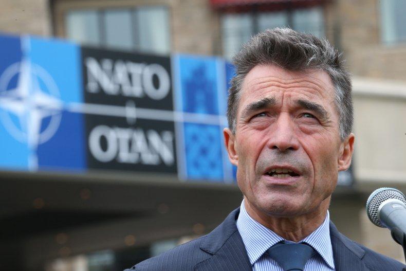 Anders Fogh Rasmussen, NATO, Donald Trump, Russia