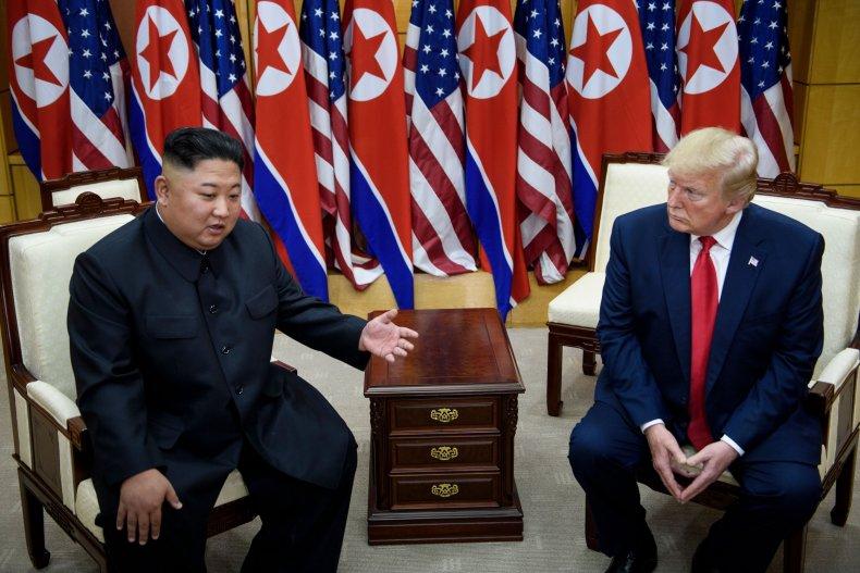 north korea kim us trump meeting