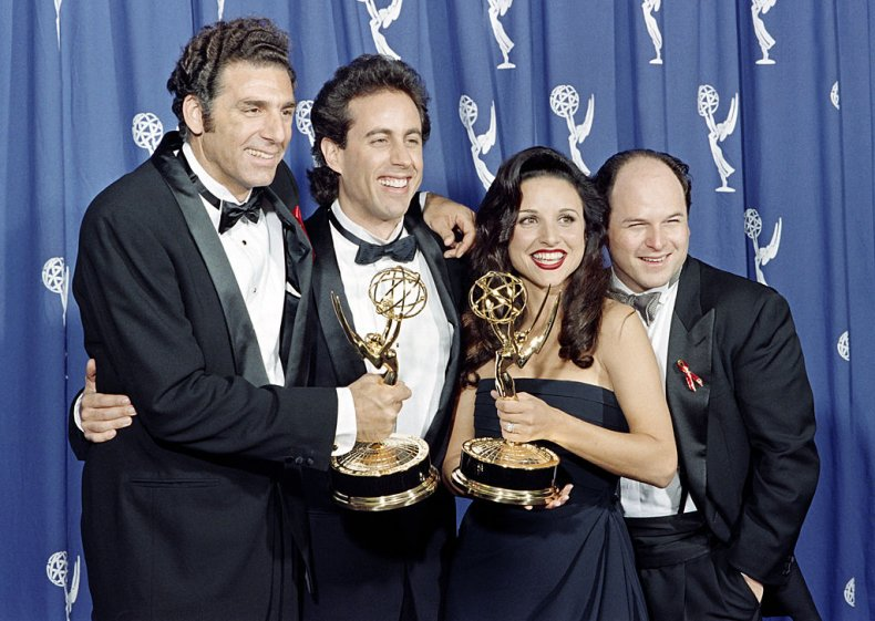 """""""Get Out!"""" Seinfeld Is Coming to Netflix"""