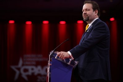 Sebastian Gorka at CPAC 2019