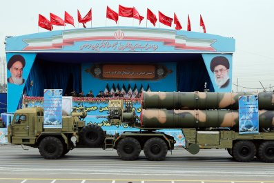 iran s300 russia missile defense system