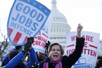 Working Families Party Elizabeth Warren