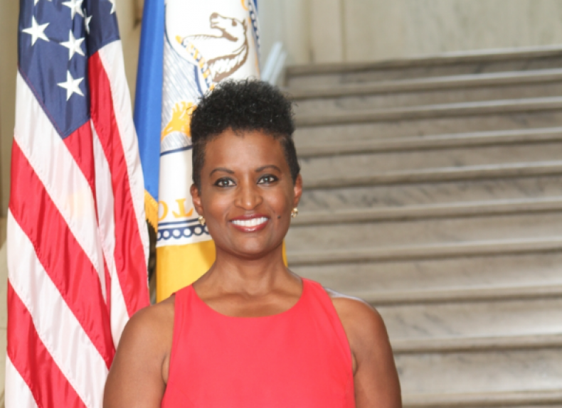 New Jersey Councilwoman Robin Vaughn