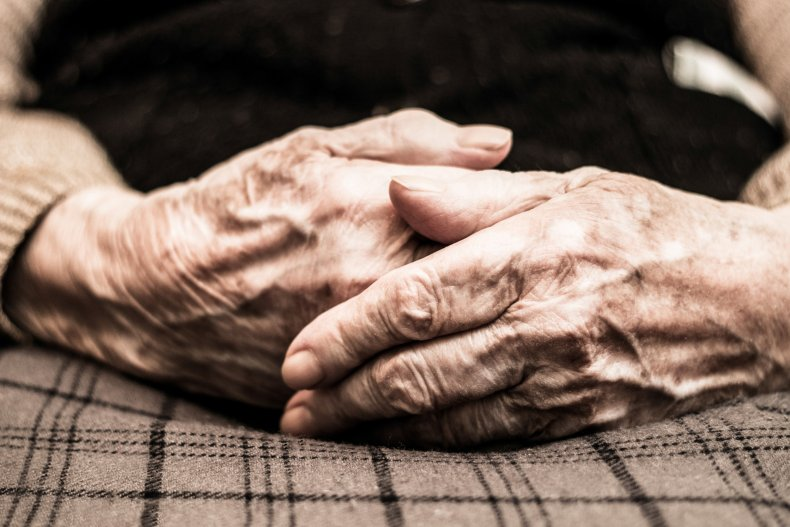 old person, elderly, hands, care home,stock, getty,