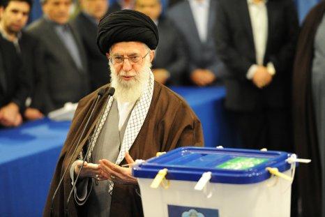 Ali Khamenei, Donald Trump, Iran, nuclear deal