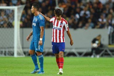 Atletico Madrid, Juventus, Cristiano Ronaldo