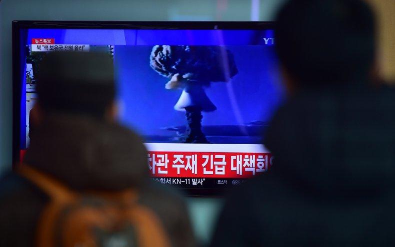 North Korea, nuclear, weapons, warheads