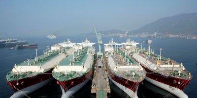 Nakilat LNG fleet