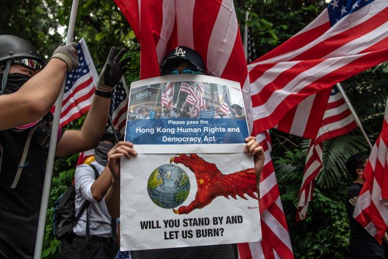Hong Kong, US, China, protest, extradition bill