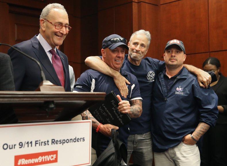 9/11 Bill Passes