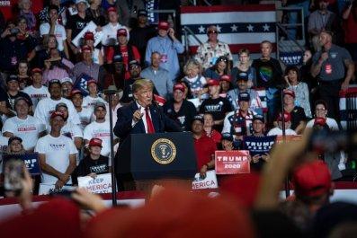 Trump New Mexico