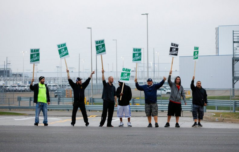 GM Strike Auto Workers Economic Impact