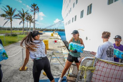 bahamas hurrricane dorian relief efforts