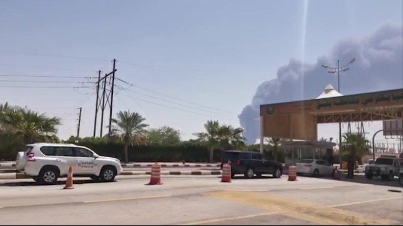 saudi arabia iran oil attack yemen