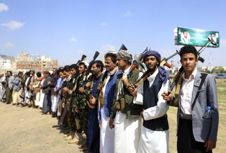 yemen houthi movement war conflict