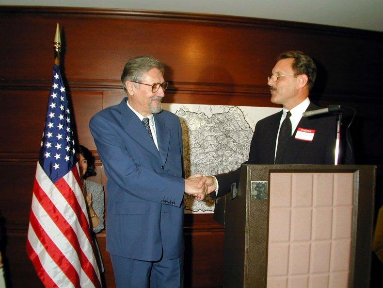 John Rakolta Jr. Trump Ambassador