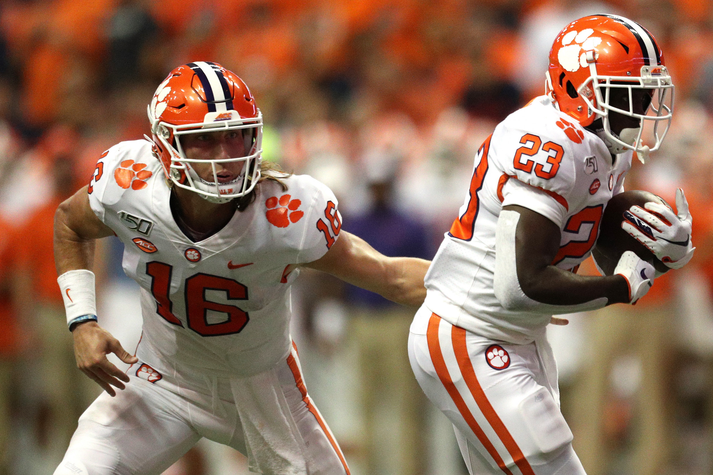 College Football 2019 Where To Watch Charlotte Vs Clemson Tv Channel Live Stream And Odds