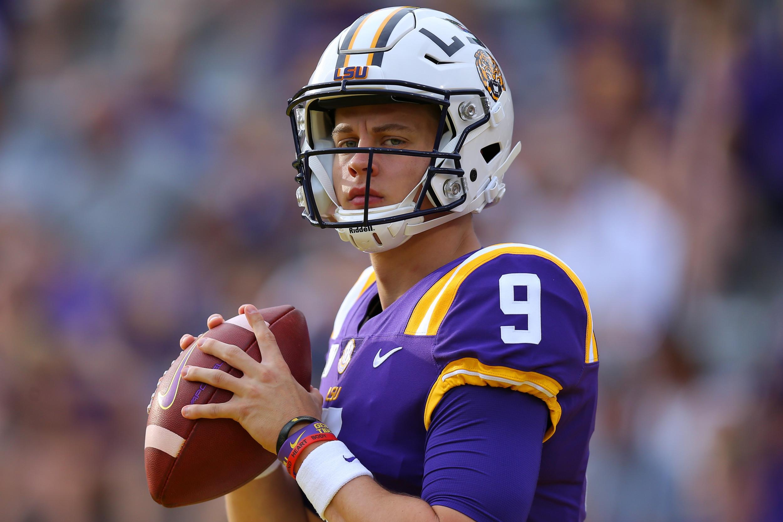 best service abd4c 9b965 College Football 2019: Where to Watch LSU vs. Vanderbilt, TV ...