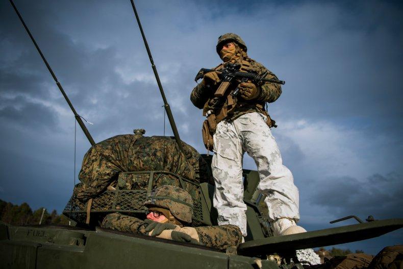 NATO, Joseph Dunford, Russia, Marines, U.S.