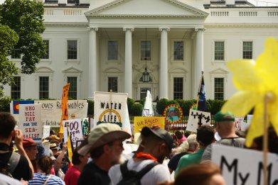 Climate Change, Donald Trump, Bob Kerrey, environmentalism