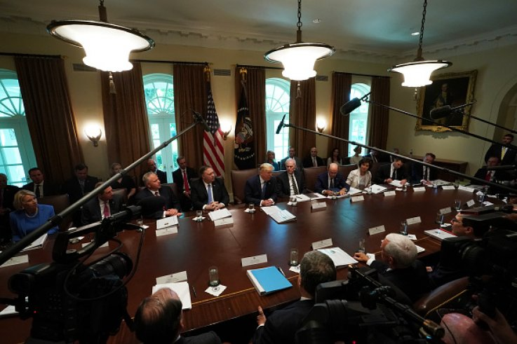 Trump Has Named More Ex-Lobbyists to Cabinet-Level Positions in Three Years than Obama and Bush Did in Eight