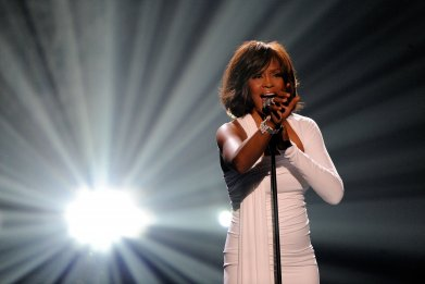 Twitter Users Are Not Pleased After Whitney Houston Hologram Tour Announced