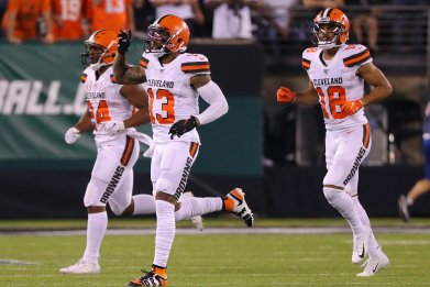 Odell Beckham, Cleveland Browns