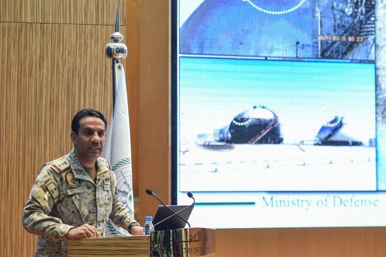 saudi arabia missile drone attack iran