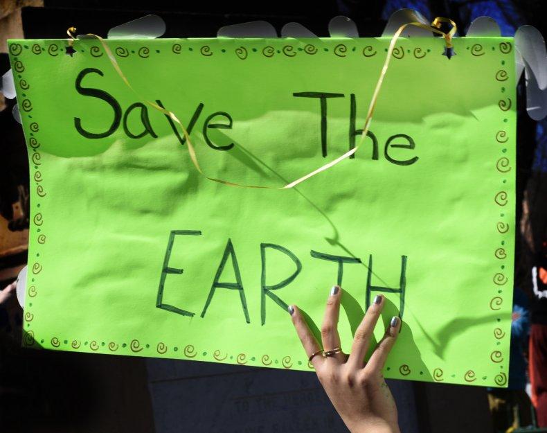 georgetown climate change forum rebuttal