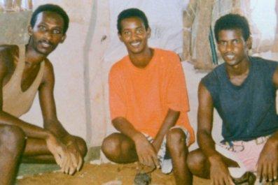 Paulos Eyasu, Isaac Mogos, Negede Teklemariam
