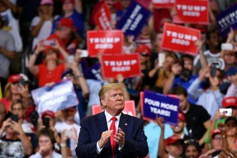 TOPSHOT-US-POLITICS-TRUMP-election