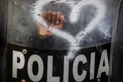 Nicaragua Police