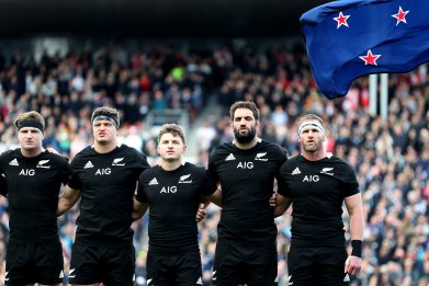 New Zealand, All Blacks