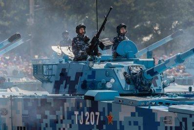 China, military, advances, US, William McRaven, SEAL