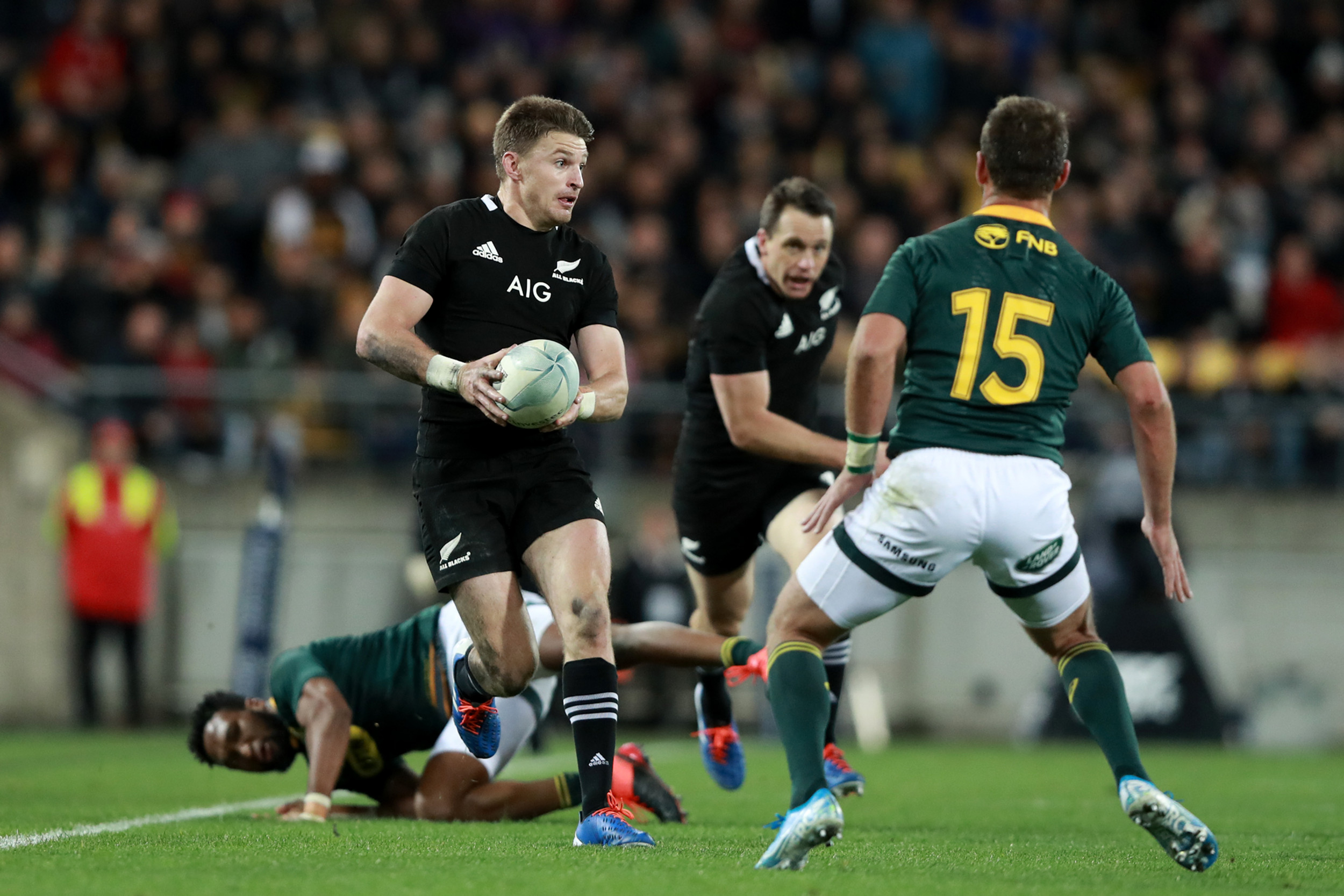 How To Watch Rugby World Cup In Usa New Zealand Vs South