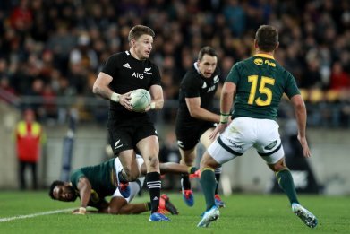Rugby World Cup, New Zealand, South Africa