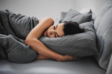 sleep, dream, bed, nap, stock, getty,